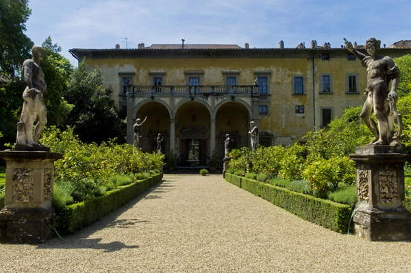 Giardino di Palazzo Corsini