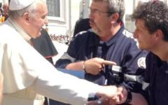 Dal Papa gli operai Lucchini: «La nostra speranza si chiama...Concordia»