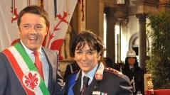 Matteo Renzi e Antonella Manzione