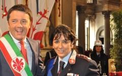 Manzione, primo giorno a Palazzo Chigi per l'ex vigilessa di Firenze