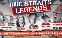 Dire Straits Legends 2014