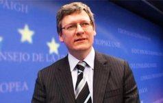 Il commissario europeo all'occupazione Laszlo Andor