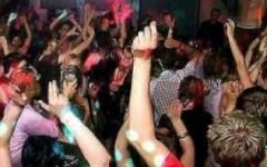 Il rave party ha visto la partecipazione di circa 300 persone ad Ospedaletto