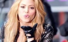 Shakira, legata allo spagnolo Piquè