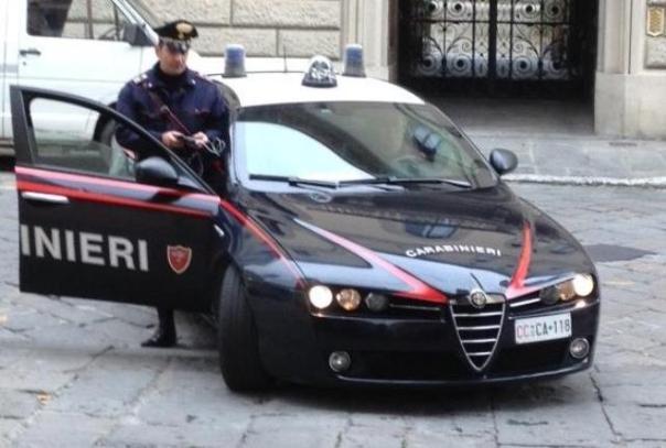 Spara due colpi in aria di notte, denunciato dai Carabinieri di Scandicci