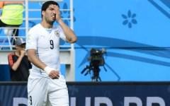 Mondiali 2014, pesante squalifica a Suarez (nove partite più quattro mesi) per il morso a Chiellini