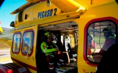 Arezzo, operaio agricolo muore sul lavoro travolto da un albero