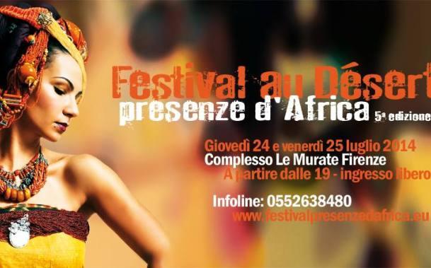 Festival au Désert - presenze d'Africa