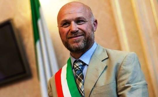 Il sindaco di Livorno, Filippo Nogarin