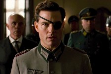 Tom Cruise nei panni del colonnello Claus Schenk von Stauffenberg