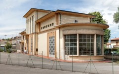 Firenze, da sottostazione di energia elettrica a monumento dell'architettura