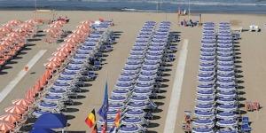 Stabilimenti balneari in Versilia