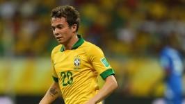 Bernard, possibile vice Neymar, che vorrebbe diventare il nuovo Amarildo