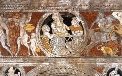 Particolare Pavimento Duomo di Siena
