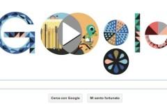 Google oggi ricorda John Venn e cambia logo