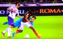 Fiorentina poco Brillante. La Roma ne approfitta: 2-0. Le Pagelle