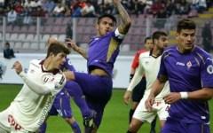 Fiorentina stasera con il Real Madrid (diretta tv Sky sport 1, ore 20,45) senza Pepito e Cuadrado
