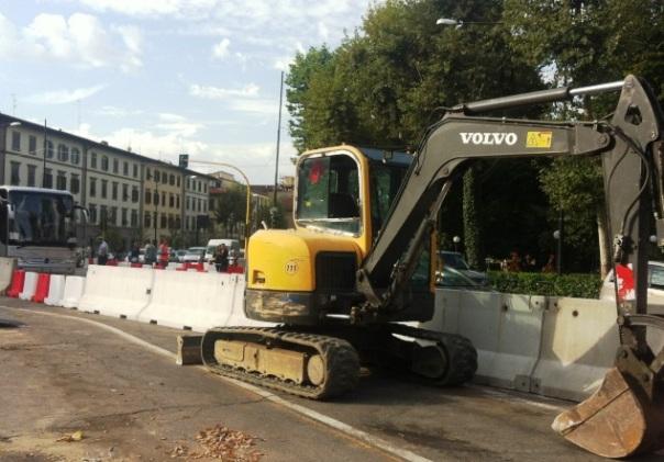 Firenze Tramvia Con Lo Sblocca Italia Prolungamenti Per