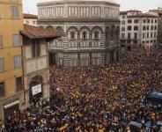 CORRI LA VITA 2013, Piazza Duomo