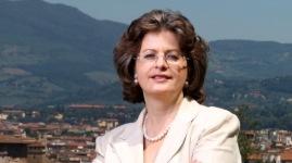 Cristina Acidini Soprintendente del Polo Museale di Firenze