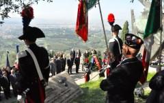 Fiesole, commemorati i tre carabinieri che 70 anni fa scelsero la morte per salvare gli ostaggi