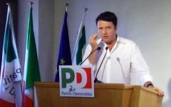 Sciopero a Firenze: corteo e slogan «Licenziare Renzi per difendere il lavoro»