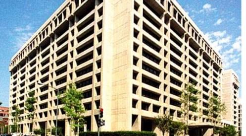 La sede del FMI