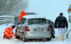 Toscana: gomme invernali.  Dal 1° novembre obbligo anticipato sull'A1 da Bologna ad Arezzo e su altre strade e raccordi. Ecco l'elenco