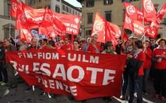 Fiom: a Firenze e in tutta la Toscana manifestazioni di solidarietà ai metalmeccanici per gli scontri di Roma