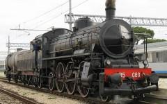 Ferrovie: sabato 29 novembre treno d'epoca, con locomotiva a vapore, sulla Porrettana