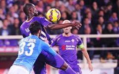Fiorentina opaca e sfortunata (Gomez sfiora un gran gol): Higuain segna e dà la vittoria al Napoli (0-1). Pagelle