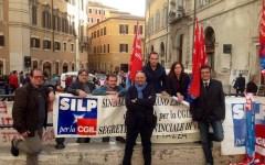 Sicurezza: il Silp - Cgil manifesta a Roma domani 26 novembre. Lo slogan: cambiare l'Italia unendo le forze