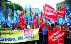 Pubblico impiego: manifestazione nazionale il 28 novembre a Roma
