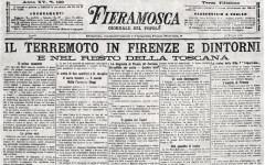 Terremoti a Firenze: la grande paura del 18 maggio 1895