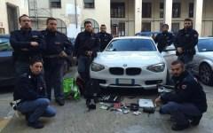 Firenze: compiono tre rapine in pochi minuti nella mattina di Santo Stefano. Arrestati