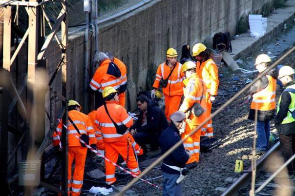 Il sabotaggio a Rovezzano