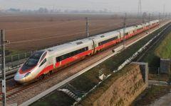 Ferrovie: primo Frecciargento per Fiumicino arrivato in orario. Pochi passeggeri