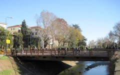 Mugnone, la Regione assicura: il ponte Bailey sarà eliminato a fine 2015