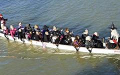 Firenze, canottieri comunali: la Befana in Arno su 100 barche. Per dire no alla chiusura