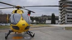 Elicottero del 118