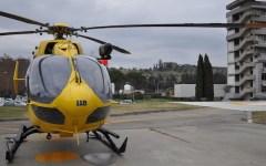 Firenze: con la moto enduro cade nei boschi di Santa Brigida. 53enne soccorso dall'elicottero