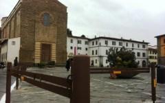 Firenze: piazza del Carmine riaperta senza parcheggi