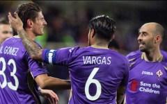 Coppa Italia, Fiorentina: Mario Gomez saluta l'arrivo della Merkel a Firenze con due gol. Atalanta eliminata: 3-1. Pagelle