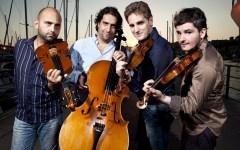 Firenze: alla Pergola il Quartetto di Cremona con Meneses e Enrico Bronzi che suona Bach