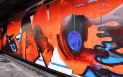Borgo San Lorenzo, writers dei treni bloccati dai carabinieri dopo un inseguimento sui binari