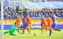 Fiorentina: vittoria Diamanti..na e Salah ..ta con l'Atalanta (3-2). Gol decisivo di Pasqual. Pagelle