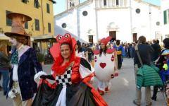Carnevale Foiano della Chiana 2017: trionfa il carro dei Nottambuli
