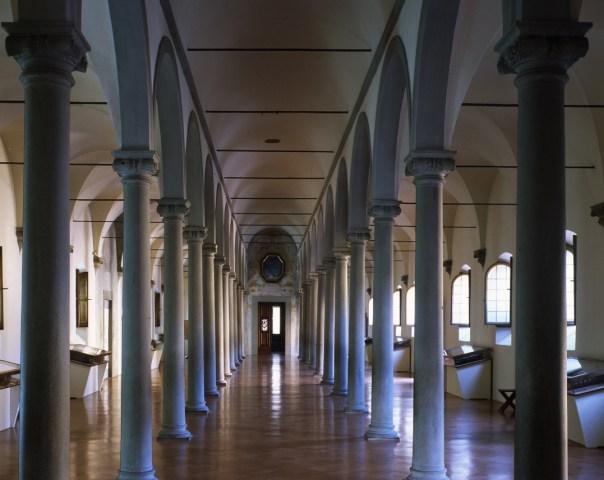 La Biblioteca di Michelozzo nel Museo di San Marco