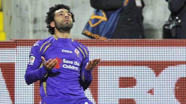Salah, la sua permanenza a Firenze è a rischio