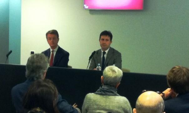 Teatro del Maggio, il sindaco Dario Nardella e il sovrintendente Francesco Bianchi